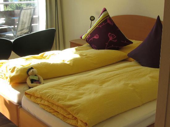 Hotel Baeren: beds