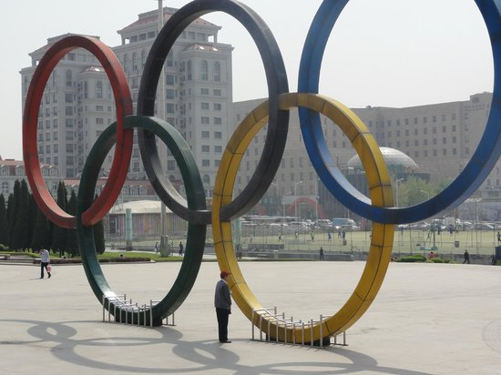 大连奥林匹克广场