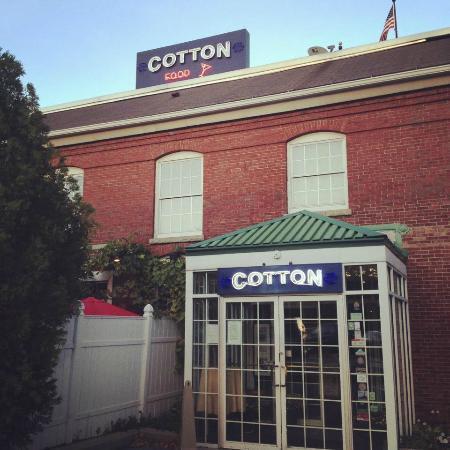 Cotton club manchester nh