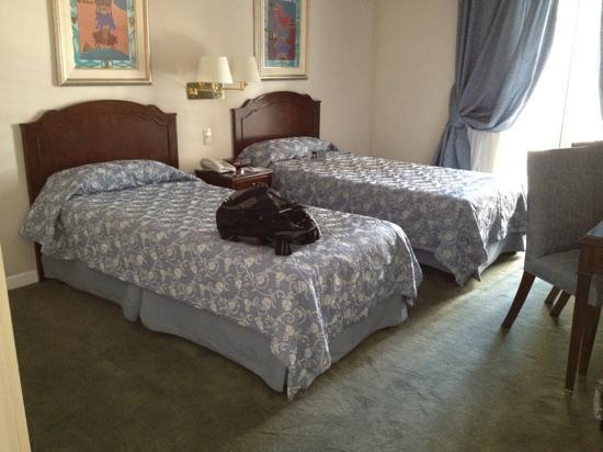 Claridge Hotel: 5 Stars?