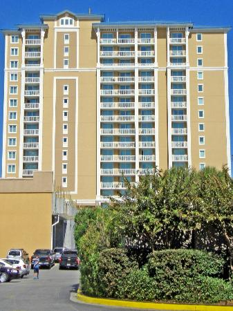 Westgate Myrtle Beach Oceanfront Resort: North Tower