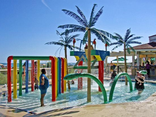 Westgate Myrtle Beach Oceanfront Resort: Water Play Area