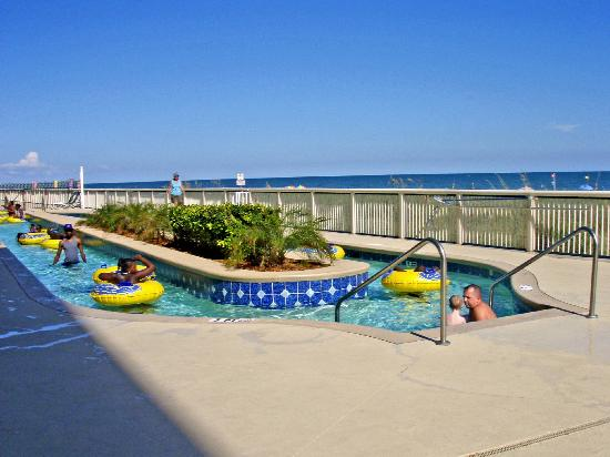 Westgate Myrtle Beach Oceanfront Resort: Lazy River