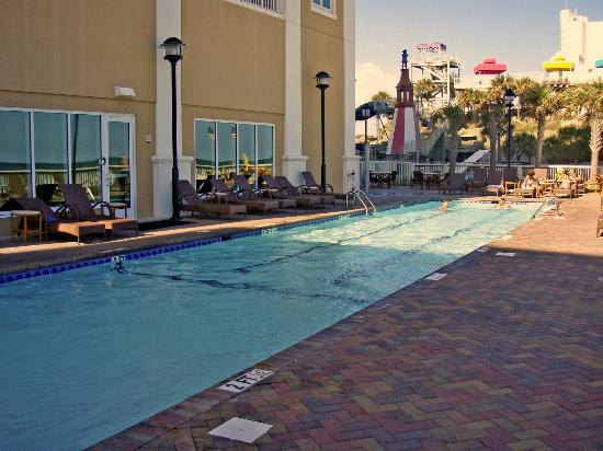 Westgate Myrtle Beach Oceanfront Resort: Lap Pool