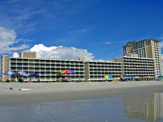 1000 and 2000 buildings picture of westgate myrtle beach. Black Bedroom Furniture Sets. Home Design Ideas