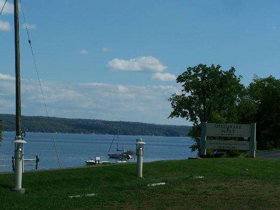 The Hayward House Bed & Breakfast: Cayuga Lake