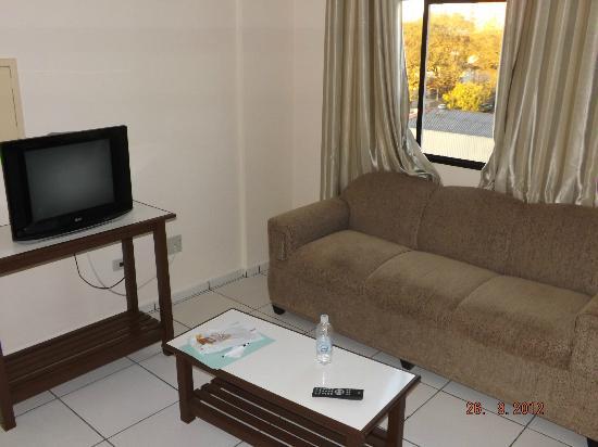Savaris Apart Hotel: Living