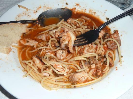Restaurante Epicure: Wonderful seafood dish at Epicure