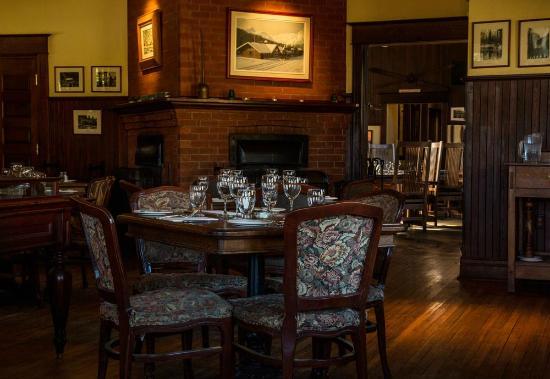 Lake Louise Station Restaurant : Dinning Room
