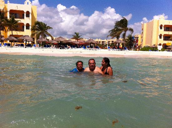 The Royal Haciendas All Suites Resort & Spa: Las vacaciones en familia