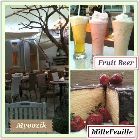 Myoozik Eat and Drink: We serve only the fabulousness