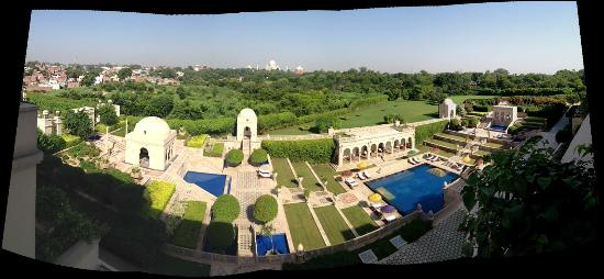 ‪‪The Oberoi Amarvilas‬: View from room.