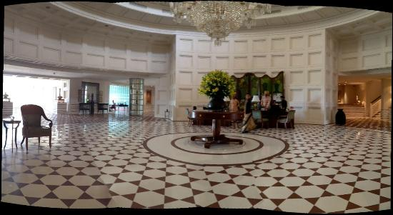 ‪‪The Oberoi Amarvilas‬: Reception area