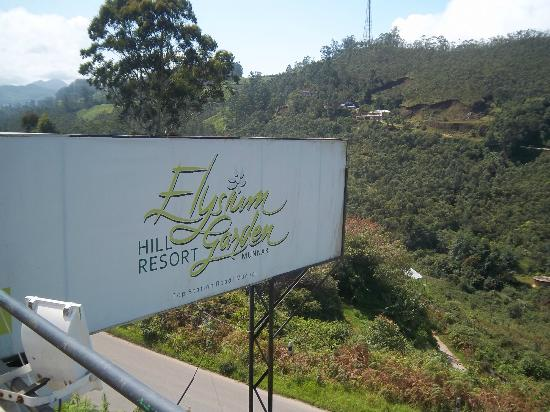 Elysium Garden Hill Resorts: Location