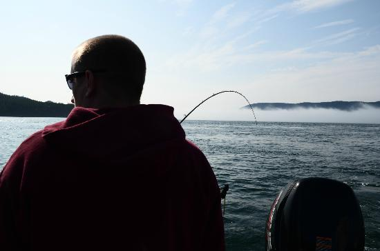 Fishing picture of jolly mon charters anacortes for San juan island fishing charters