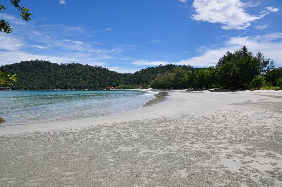 Pangkor Island Beach Resort: PIBR private beach