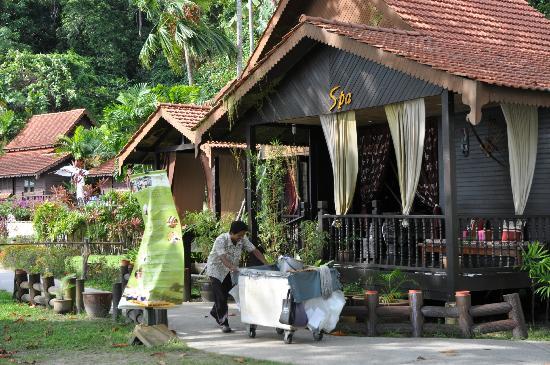 Pangkor Island Beach Resort: Puteri Dewi Spa