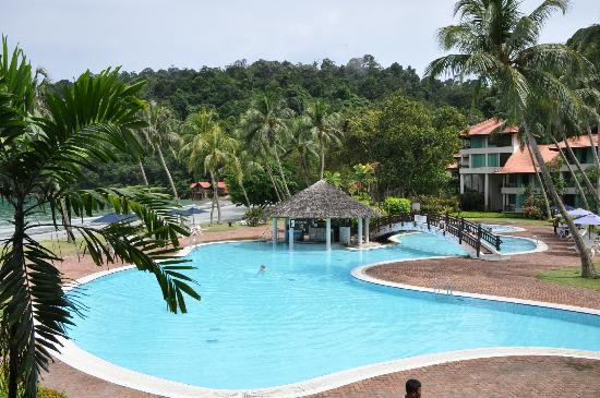 Pangkor Island Beach Resort: Kingfisher Pool