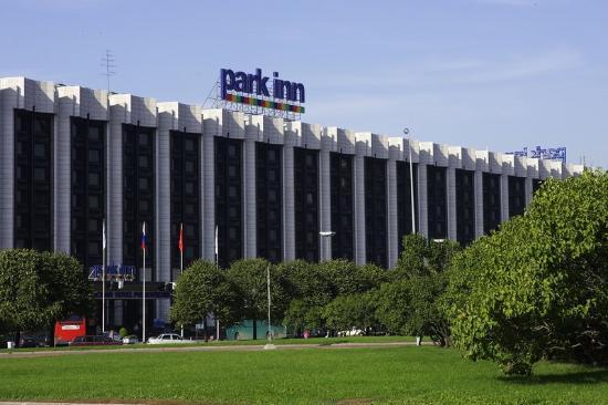 Park Inn By Radisson Pulkovskaya: Exterior