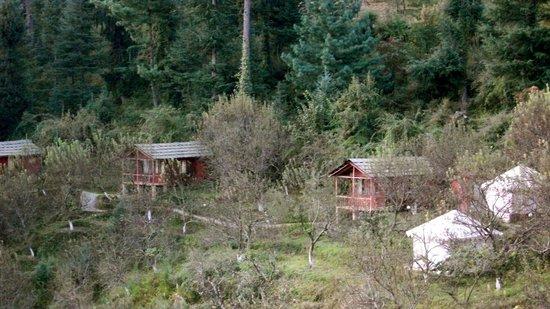 Camp Himalayan : Camp Cottages