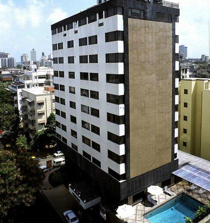 파리야스 호텔 뭄바이