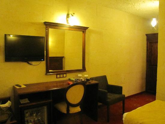 Dilek Kaya Hotel: chambre