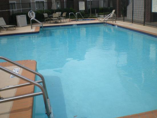 Residence Inn Atlanta Airport North/Virginia Avenue : cool and refreshing