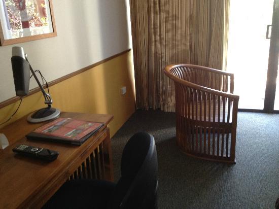 Mercure Kakadu Crocodile Hotel: Our room