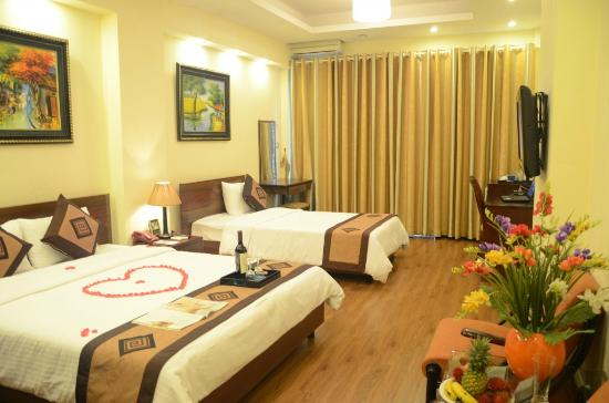 Hanoi First Choice Hotel: Junior Suite Room