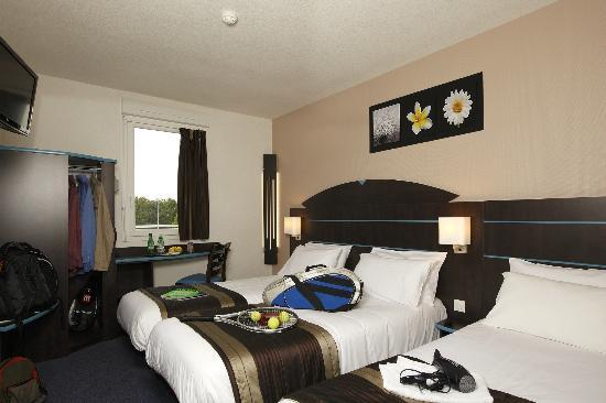 akena city hotel reviews price comparison dol de bretagne brittany tripadvisor. Black Bedroom Furniture Sets. Home Design Ideas