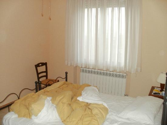 Locanda Del Vecchio Borgo : interno camera