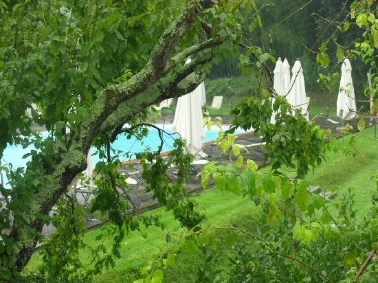 Villa La Principessa: Tuscan hills