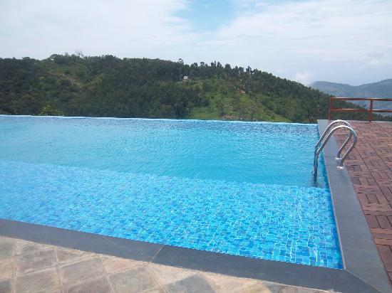 Grand Palace Hotel & Spa Yercaud: Pool