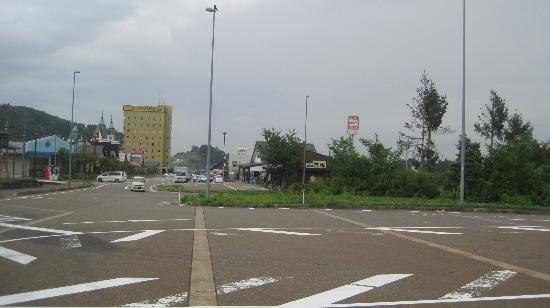 Michi-No-Eki Arai: 広大な敷地2