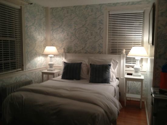 Ships Inn: Bedroom