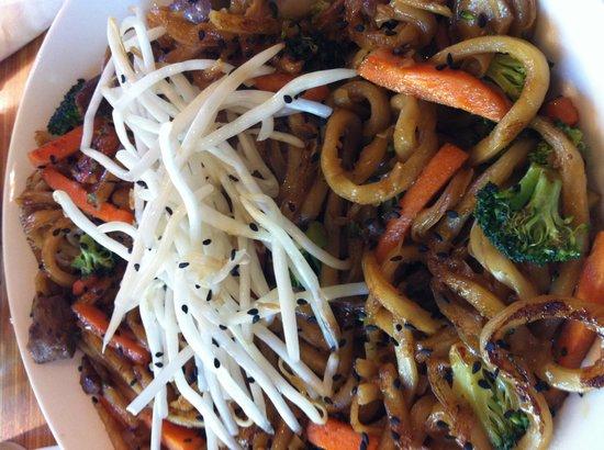 Noodles & Company: Japanese Pan Noodles