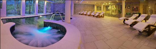 Vattaro, Italia: Centro Wellness piscina ad acqua salata