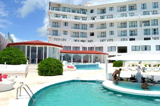 Hotel picture of bel air collection resort spa cancun for Hotel collection hotels