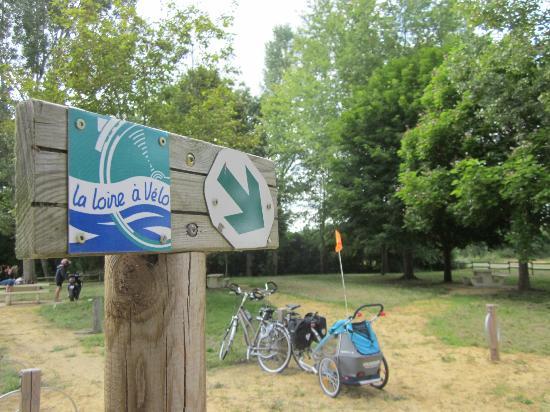 Parenthese (re)creative: La Loire à Vélo