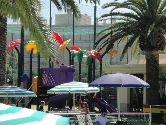 Hotel Park & Dependance: area giochi