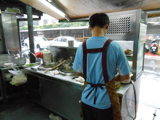 Kaohsiung Wufu Bianshi Restaurant: 高雄五福扁食專賣店
