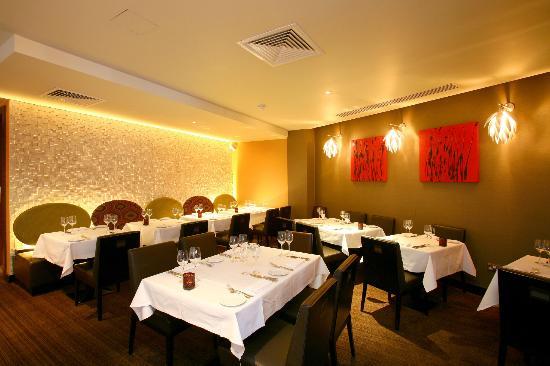 Kajjal: Dinning room