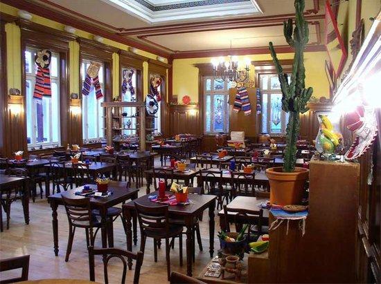 Tres Amigos Winterthur: The beautiful restaurant