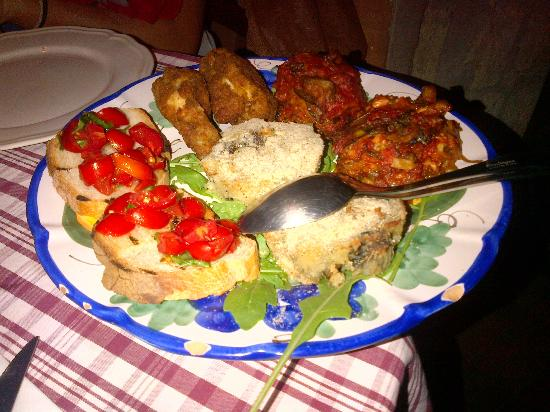 La Cantina del Gastronauta: antipasto succulento