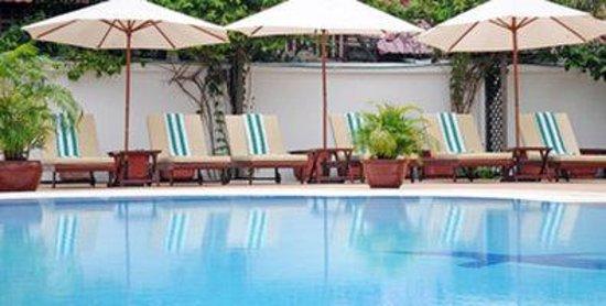 Memoire d' Angkor Boutique Hotel: Pool