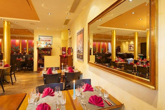 Argentina Steakhouse: Ambiente argentina