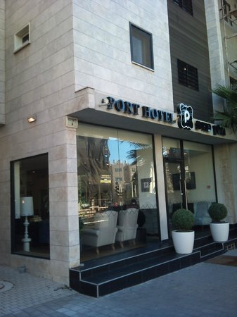 The Port Hotel TelAviv: Very good hotel