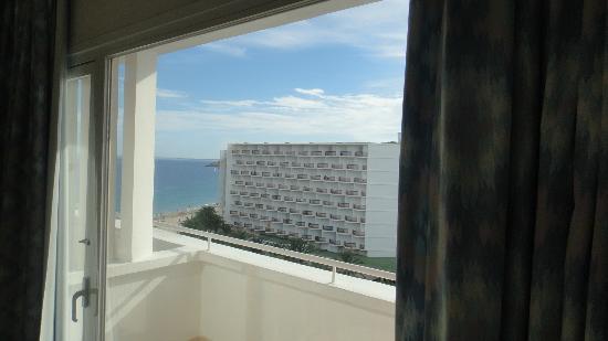 Ushuaia Ibiza Beach Hotel: View from the room balcony