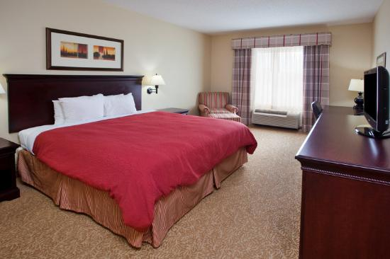 Country Inn & Suites By Carlson, Albany: King