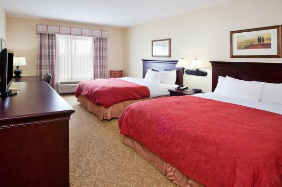Country Inn & Suites By Carlson, Albany: Double